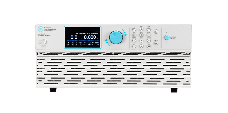 Programmable-AC-Power-Source-8540-Front